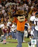 Paydirt Pete UTEP Miners Photo