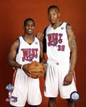 Paul & West New Orleans Hornets Photo