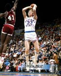 Larry Bird Indiana State Sycamores Photo