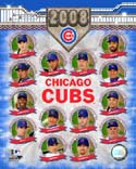 2008 Team Composite Chicago Cubs Photo