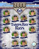 2008 Team Composite Tampa Bay Rays Photo