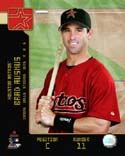 Brad Ausmus Houston Astros Photo