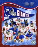 Team Composite New York Giants Photo