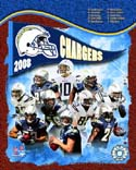2008 Team Composite San Diego Chargers Photo