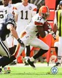Braylon Edwards Cleveland Browns Photo