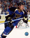 Lee Stempniak St. Louis Blues Photo