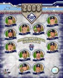 2008 ALCS Champs Tampa Bay Rays Photo