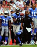 Calvin Johnson Detroit Lions Photo