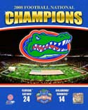 2009 BCS Champs Florida Gators Photo