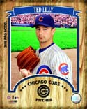 Ted Lilly Chicago Cubs Photo