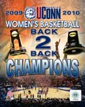 Women's Back to Back Connecticut Huskies Photo