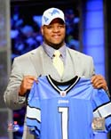Ndamukong Suh Detroit Lions Photo