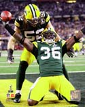 Nick Collins Green Bay Packers Photo
