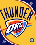 Team Logo Oklahoma Thunder Photo