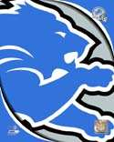 Team Logo Detroit Lions Photo