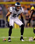 Nnamdi Asomugha Philadelphia Eagles Photo