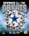 All Time Greats Dallas Cowboys Photo