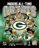 All Time Greats Green Bay Packers Photo
