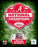 2012 BCS Champs Alabama Crimson Tide Photo