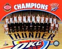 2012 NBA Western Conference Oklahoma Thunder Photo
