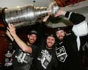 Carter, Richards & Penner Los Angeles Kings Photo