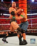 The Rock WWE Photo