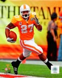 Arian Foster Univeristy of Tennessee Volunteers 2008 Action Tennessee Volunteers Photo