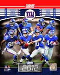 2012 Team Composite New York Giants Photo