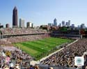 Bobby Dodd Stadium Georgia Tech Yellow Jackets Photo