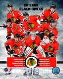 2012/2013 Team Composite Chicago Blackhawks Photo