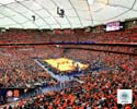 Carrier Dome Syracuse Orange Photo