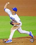 Zack Greinke Los Angeles Dodgers Photo