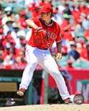 C.J. Wilson Los Angeles Angels Photo