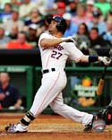 Jose Altuve 2013 Action Houston Astros Photo