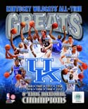 All Time Greats Kentucky Wildcats Photo
