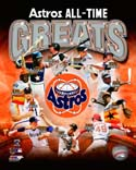 All Time Greats Houston Astros Photo