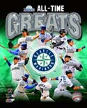 All Time Greats Seattle Mariners Photo