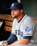 Yonder Alonso San Diego Padres Photo