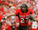 Wes Welker Texas Tech Red Raiders Photo