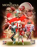 Joe Montana San Francisco 49ers Photo