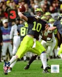 Tom Brady Wolverines 1998 Action Photo