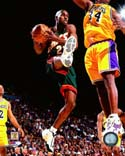 Gary Payton Seattle Supersonics Photo