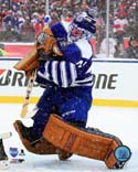 Jonathan Bernier Toronto Maple Leafs Photo