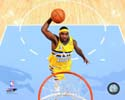 Ty Lawson 2013-14 Action Denver Nuggets Photo