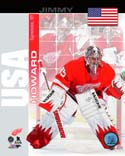 Jimmy Howard USA Detroit Red Photo