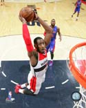 John Wall 2013-14 Action Washington Wizards Photo