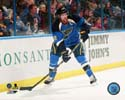 David Backes St. Louis Blues Photo
