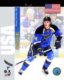 T.J. Oshie USA St Louis Photo