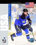David Backes USA St Louis Photo