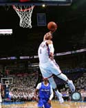 Russell Westbrook 2013-14 Playoff Action Oklahoma City Thunder Photo
